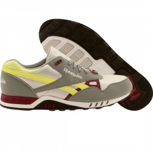 Reebok Men ERS 2000 (gray / steel / berry / green)