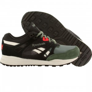 Reebok Women Ventilator (black / gravel / silver green)