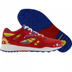 Reebok Ventilator - Coney Island Pop Up (red / yellow / blue)