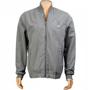 Reebok NCE OTW Jacket (flat grey / white)