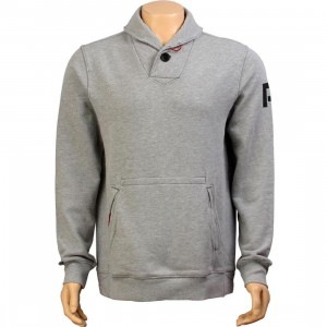 Reebok NC Fuze OTH Hoody (medium grey heather)