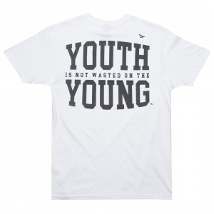 Paper Planes Men Youth VS Tee (white)