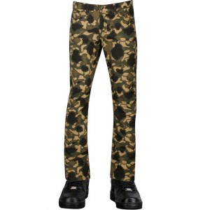 Rustic Dime Slim Fit Denim Jeans (bubble camo)