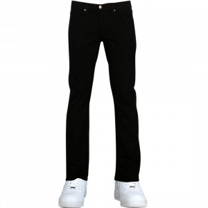 Rustic Dime Slim Fit Denim Jeans (black)