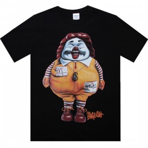 Ron English McSupersized Tee (black)