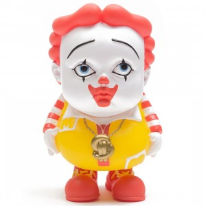 Ron English Young MC 7 Inch Vinyl Figure (red)