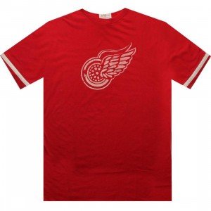 Red Jacket Detroit Red Wings Remote Control Tee (red)