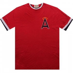 Red Jacket California Angels Remote Control Tee (red)