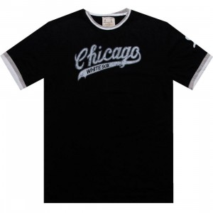 Red Jacket Chicago White Sox Remote Control Tee (black)