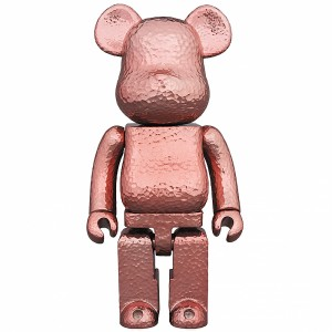 PREORDER - Medicom Royal Selangor Pink Color 400% Bearbrick Figure (pink)