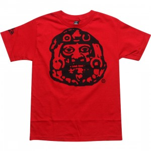 Raza Mask Tee (red)