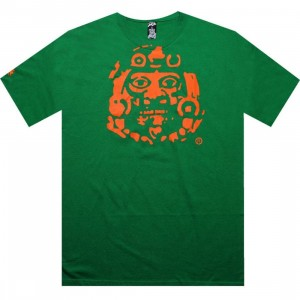 Raza Mask Tee (kelly green)