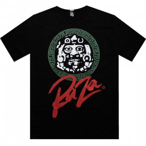 Raza Mask Crest Tee (black)