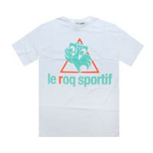 Rock Smith Le Roq Tee (white)