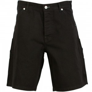 Rock Smith Jean Shorts (black)