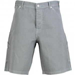 Rock Smith Jean Shorts (grey)