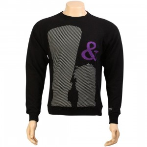 Rock Smith Kid And Play Sweater (black)