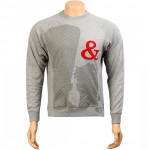 Rock Smith Kid And Play Sweater (heather grey)
