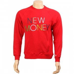 Rock Smith New Money Sweater (red)