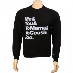 Rock Smith Family Sweater (black)