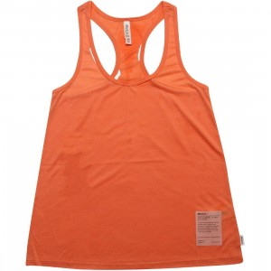RVCA Move Over Tank Top (orange / melon)