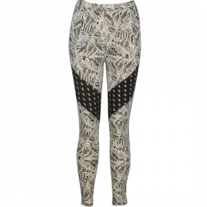 RVCA Women Skip Forward Pants (black / black haze)
