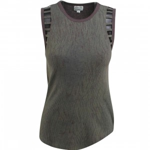 RVCA Women Junip Top (olive / shale)