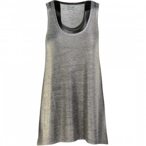 RVCA Women Swanson Dress (silver)