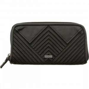 RVCA Serpento Wallet (black)