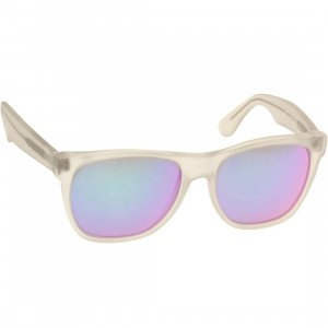 Super Sunglasses Basic Shape (multi / crystal / rainbow lens)