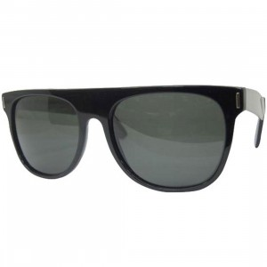 Super Sunglasses Flat Top Sunglasses (silver / francis)
