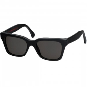 Super Sunglasses America Sunglasses (black / matte)