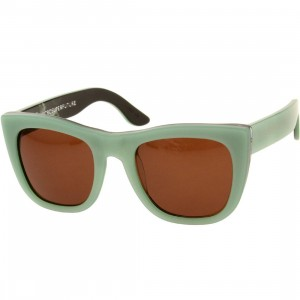 Super Sunglasses STD Caos (green)