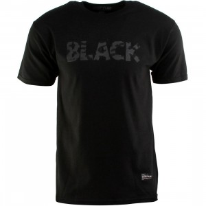 SSUR PLUS Black Panthers Tee (black)