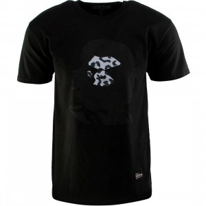 SSUR PLUS Panthers Ra Tee (black)