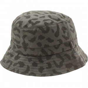 SSUR PLUS Panther Camo Bucket Hat (black / panther)