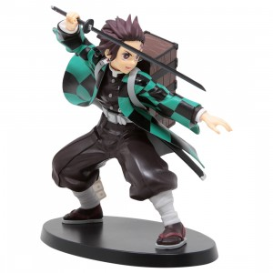 Sega Demon Slayer Kimetsu no Yaiba Kamado Tanjiro SPM Figure (black)