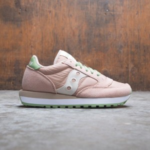 Saucony Women Jazz Original (pink / blush / green / cream)
