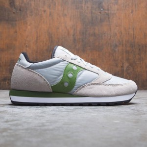 Saucony Men Jazz Original (gray / green)