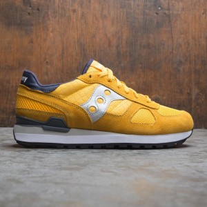 Saucony Men Shadow Original (yellow / navy)