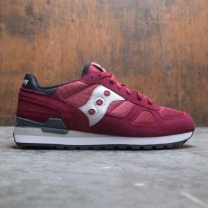 Saucony Men Shadow Original (burgundy / black)