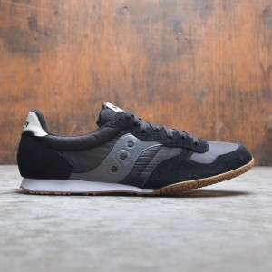 Saucony Men Bullet (black / gum)
