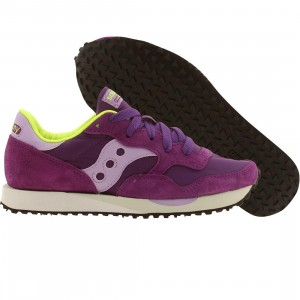 Saucony Women DXN Trainer (purple)