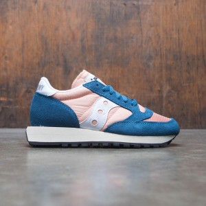 Saucony Women Jazz Original Vintage (pink / teal / peach)