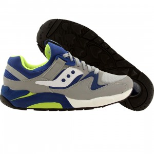 Saucony Men Grid 9000 (gray / blue)