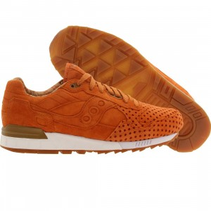 Saucony x Play Cloths Shadow 5000 - Strange Fruit (orange / burnt orange)