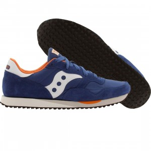 Saucony Men DXN Trainer (blue / orange)
