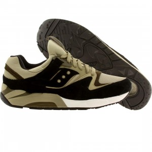 Saucony Men Grid 9000 - Autumn Pack (black / green)