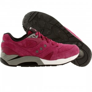 Saucony Men G9 Control (Wine)