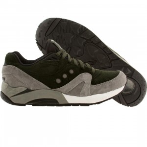 Saucony Men G9 Control (Green/Grey)